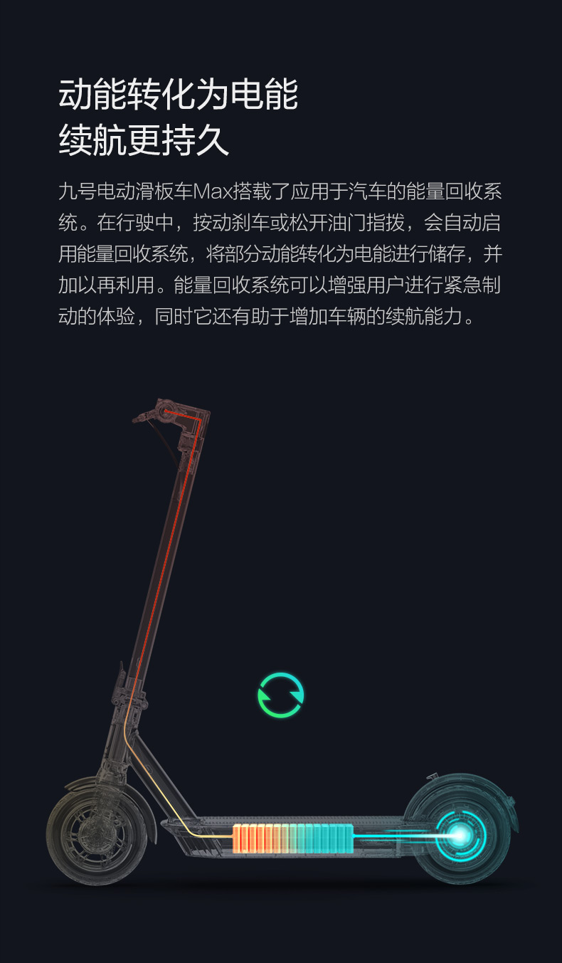 童车电动_Ninebot官方商城-Ninebot 九号电动滑板车MAX G30